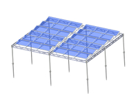 Solar Agricultural Mount-Aluminum Mounting System